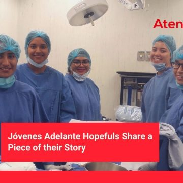 "Jóvenes Adelante Hopefuls Share a Piece of their Story: Part 3, ""Juana"""