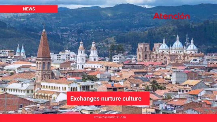 Exchanges nurture culture
