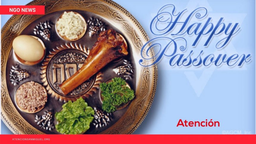 Passover – a Celebration of Freedom