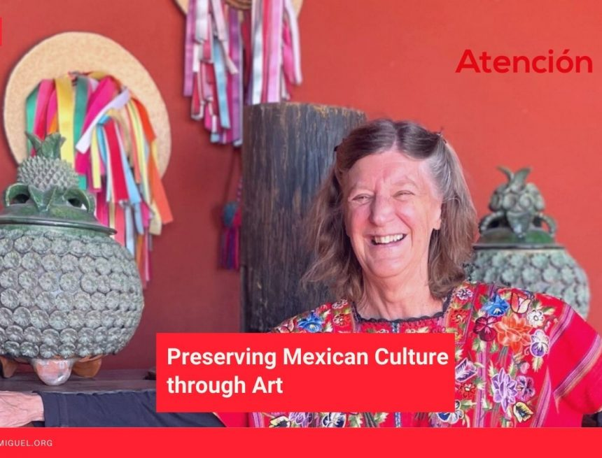 Preserving Mexican Culture through Art: A Visit to Heidi's Gallery
