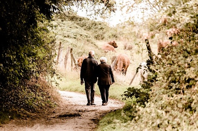 The Art Of Senior Living:  Keeping the Hope of Being Happy with a Loving Partner