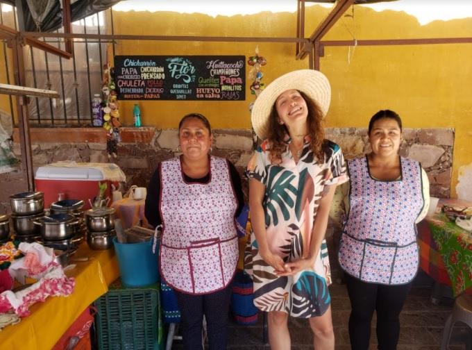 Perfect Day of Bibiana Garmendia, Founder of Happy Hippie Kids