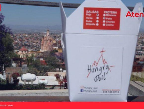 Sabor y Vida: Hungry quil