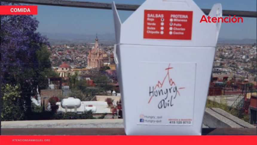 Sabor y Vida: Hungry-quil