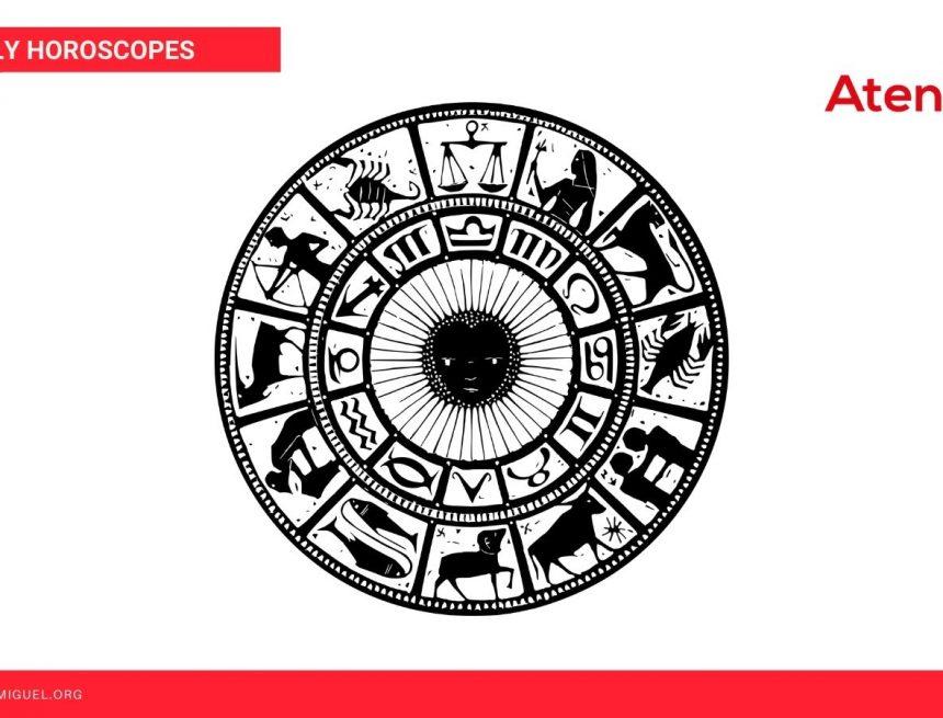 Weekly Horoscopes April 11