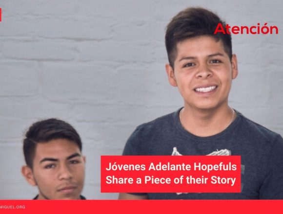 "Jóvenes Adelante Hopefuls Share a Piece of Their Story: Part 5, ""Pablo"""