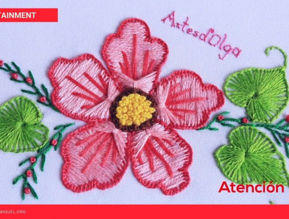 Online Workshop Embroidery of Tenango de Doria