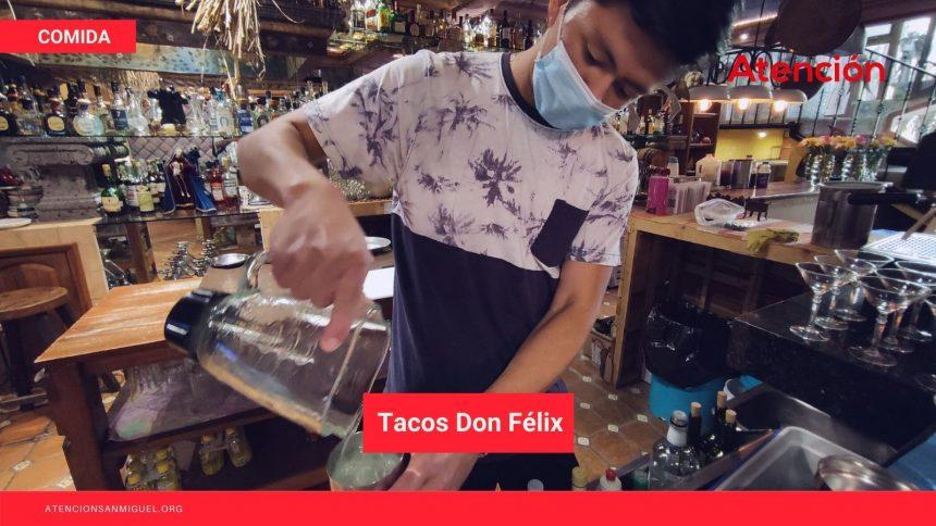 Tacos Don Félix