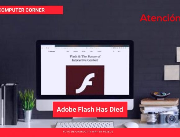 Adobe Flash Has Died