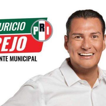 Interviews: Mauricio Trejo. PRI Candidate. Municipal Presidency