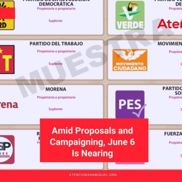 Amid Proposals and Campaigning, June 6 Is Nearing