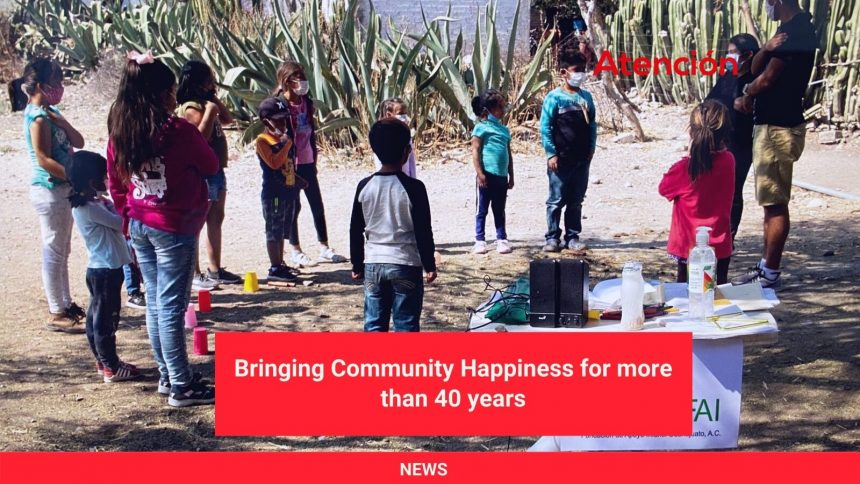 Bringing Community Happiness for more than 40 years