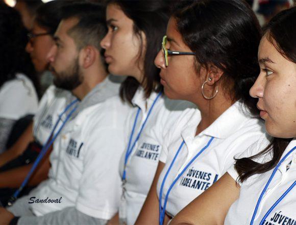 Jóvenes Adelante se prepara para el reingreso