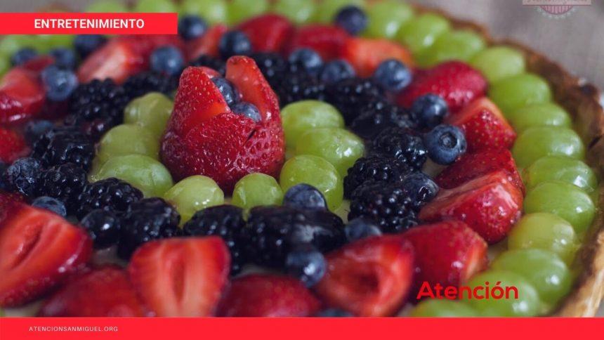 Curso Tarta de Frutas
