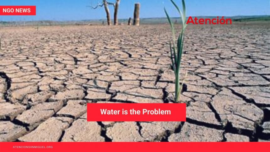 Water is the Problem