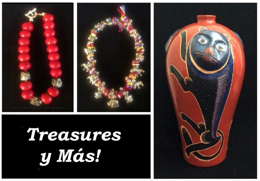 """Join Patronato Pro Niños at Its Fabulous """"Treasures y Más!"""" Celebration!"""
