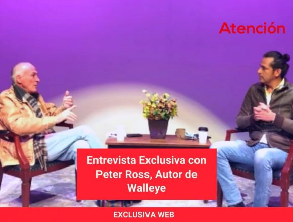 Entrevista Exclusiva a Peter Ross