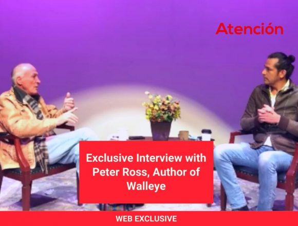 Exclusive Interview with Peter Ross, Author of Walleye