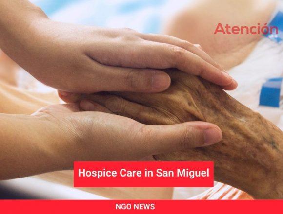 Hospice Care in San Miguel
