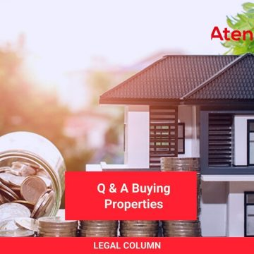 Q & A Buying Property