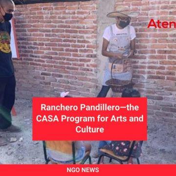 Ranchero Pandillero—the CASA Program for Arts and Culture