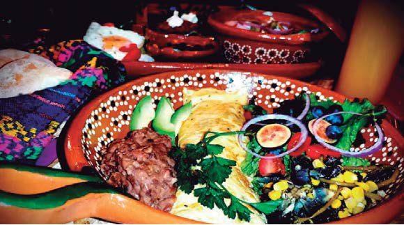 El Encanto Mexicano, very international