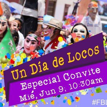 Especial Convite de Locos FB Live