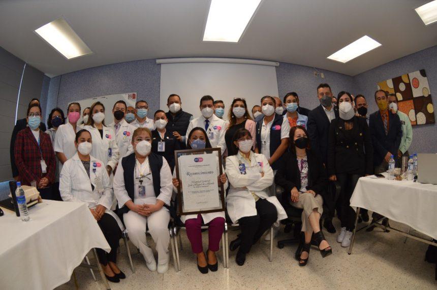 Destaca Hospital General de San Miguel de Allende en la prestación del servicio durante la pandemia