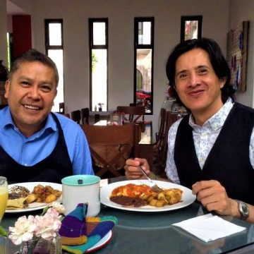 During Diversity Month, is there a gay-friendly place in San Miguel?