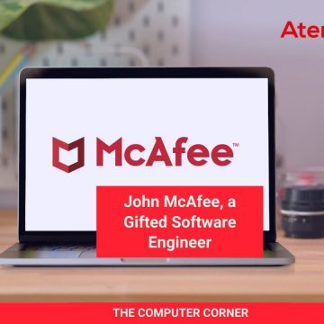 John McAfee,  a Gifted Software Engineer