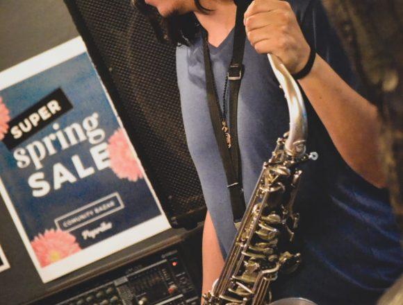 Un salto en el jazz y la creación: Metate cenit en concierto