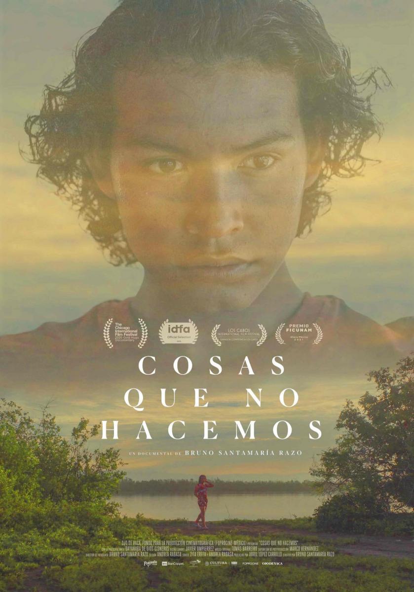 """Continua ciclo de cine mexicano gratuito al aire libre con """"cosas que no hacemos"""""""