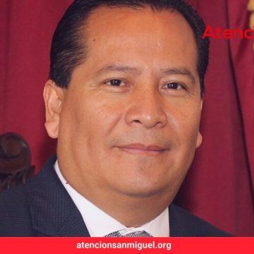 An interview with Interim Mayor Gonzalo González