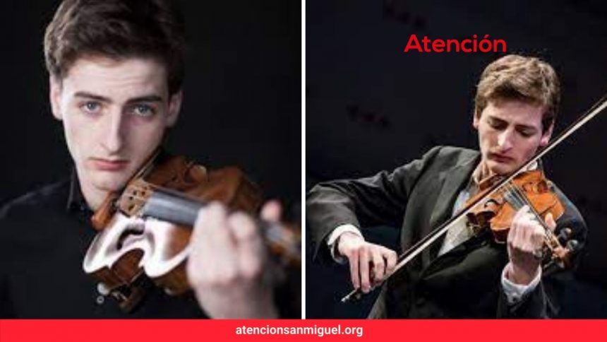 Violinist Joshua Brown Returns World Class Classical to San Miguel