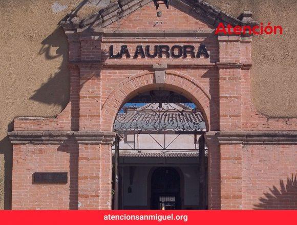 Art and food at Fábrica La Aurora