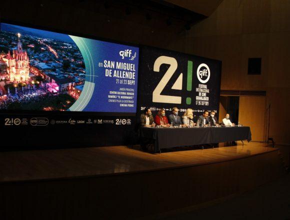 El GIFF reposiciona a San Miguel como ciudad de la cultura y el arte