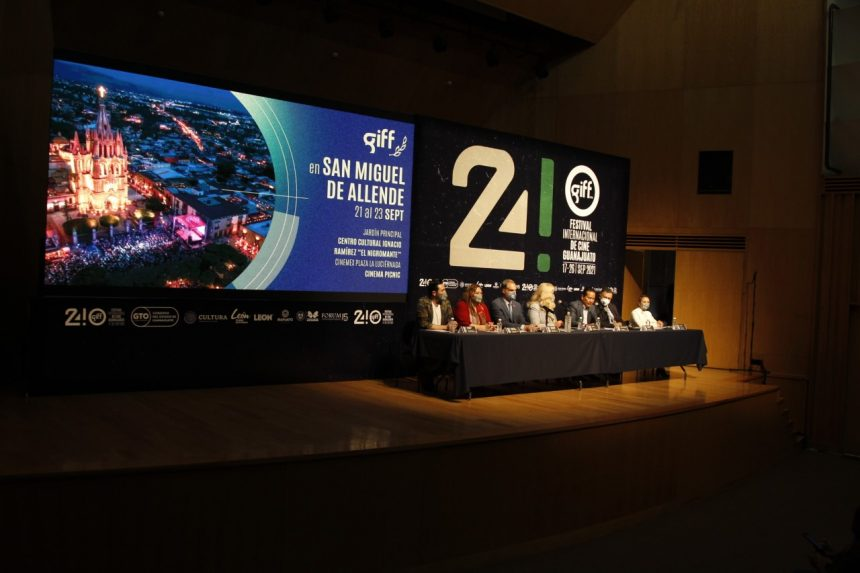 GIFF repositions San Miguel as a city of culture and art