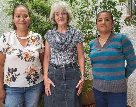 La Colonia Guadalupe, an Example of Neighborhood Organization