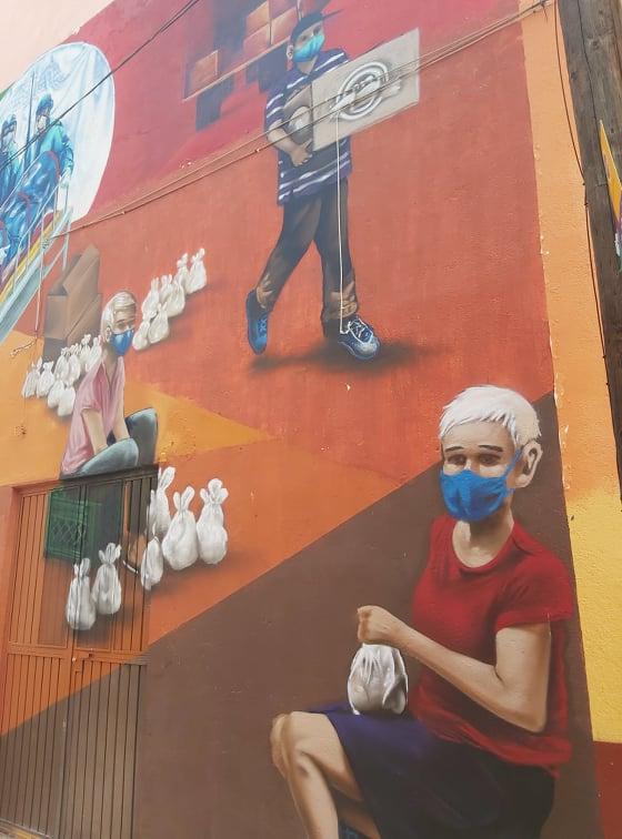 La colonia Guadalupe, un ejemplo de solidaridad vecinal