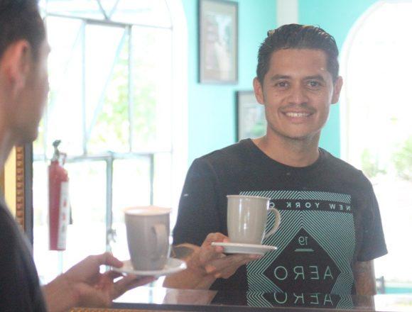 Prueba el Café La Palma, Casa Blanca
