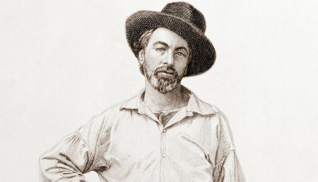 """Poetry Mesa Presents """"A Night with Walt Whitman"""""""