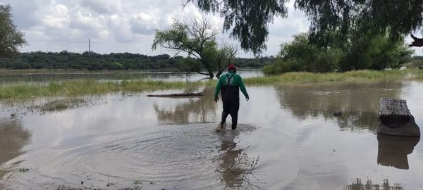 Bordo caused water levels to rise
