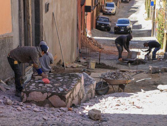 Montes de Oca returns to its original state