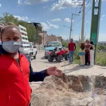 SAPASMA: Sí habrá agua en el área de San Luis Rey