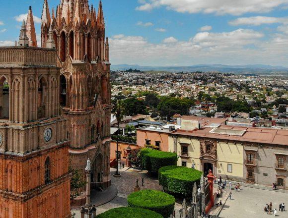 Es San Miguel de Allende la Mejor Ciudad Pequeña del Mundo