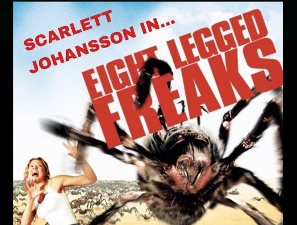 Giant Spiders to Invade San Miguel de Allende!