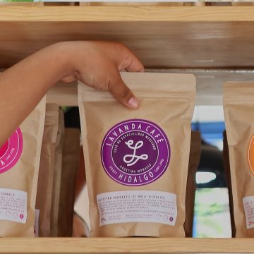 Try the Specialty Coffee at Lavanda