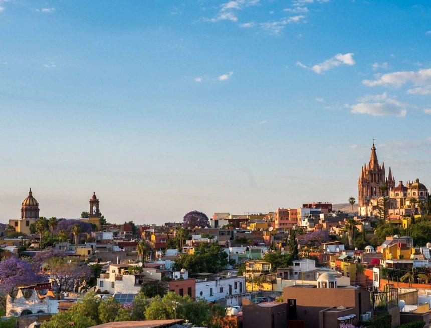 Hoteles de San Miguel de Allende, entre los mejores 20 de México