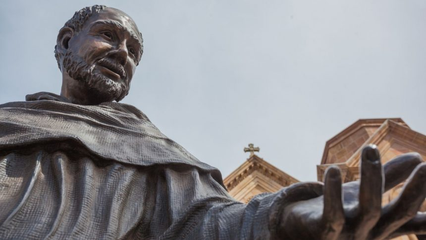 Life purpose of Saint Francis of Assisi