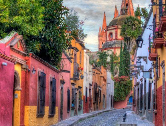 San Miguel, tierra del amor.